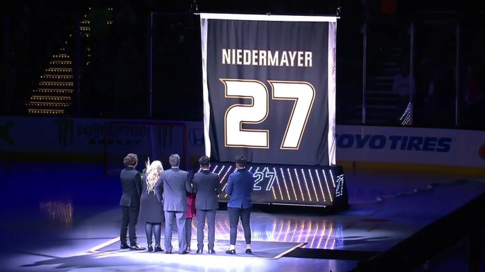 Niedermayer Retirement